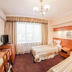Гостиница Уют 4* Стандартный номер с двуспальной кроватью фото 4