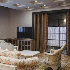 Гостиница Pevcheskaya Bashnya комната для гостей фото 3