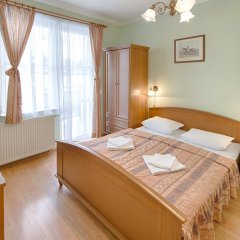 Hotel Derby 3* Стандартный номер с различными типами кроватей фото 3