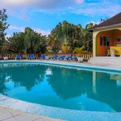 Отель Pure Garden Resort Negril бассейн фото 2