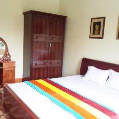 Hai Trang Hotel 2* Номер Делюкс с различными типами кроватей фото 2