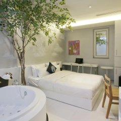 Hotel The Designers Samseong 3* Номер Делюкс с различными типами кроватей фото 3