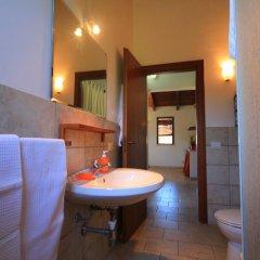 Отель Marsail Residence Лечче ванная