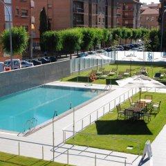 Отель Abba Huesca Уэска бассейн фото 2