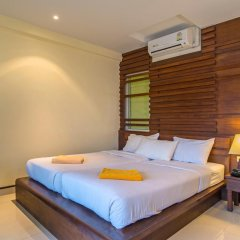 Отель Lanta Pura Beach Resort 3* Улучшенный номер с различными типами кроватей фото 6