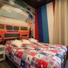 Hostel Racing Paradise Стандартный номер с различными типами кроватей фото 31