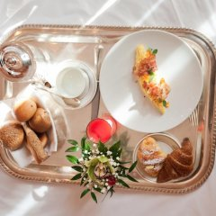 Отель Helvetia & Bristol Firenze Starhotels Collezione 5* Стандартный номер фото 29