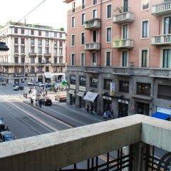 Отель Demidoff Италия, Милан - 14 отзывов об отеле, цены и фото номеров - забронировать отель Demidoff онлайн балкон