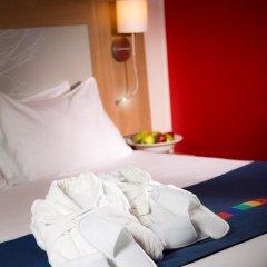 Park Inn Hotel Prague 4* Представительский номер с различными типами кроватей фото 9