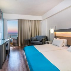 Отель Pegasos Beach комната для гостей фото 4