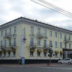 Отель Полярис Сыктывкар парковка