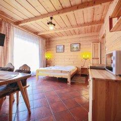 Отель Villa Słonecznego Wzgórza Закопане комната для гостей фото 5
