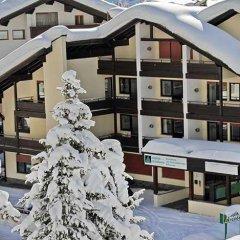 Отель Alpina Residence Стельвио балкон