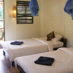 Отель Mook Lanta Boutique Resort And Spa 3* Бунгало фото 3