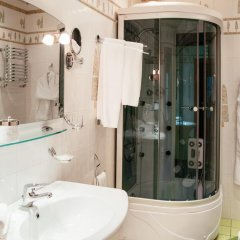 Отель Маяк (корпус Омь) Омск ванная фото 2