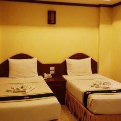 Отель Baan SS Karon 3* Номер Делюкс с различными типами кроватей фото 7