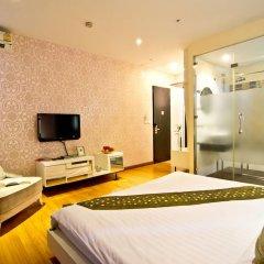 Отель Glitz 3* Улучшенный номер фото 5