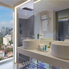 Отель W Mexico City 4* Стандартный номер с различными типами кроватей фото 3