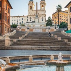 Отель Prince's Suite Италия, Рим - отзывы, цены и фото номеров - забронировать отель Prince's Suite онлайн бассейн