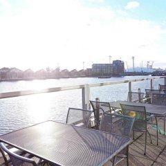 Отель Novotel London Excel балкон