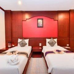 Отель Art Mansion Patong 3* Стандартный номер с двуспальной кроватью фото 5