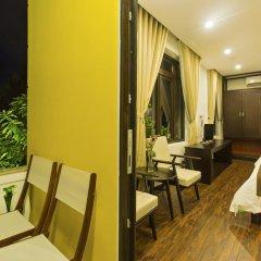 Hai Au Boutique Hotel & Spa 3* Люкс с различными типами кроватей фото 5