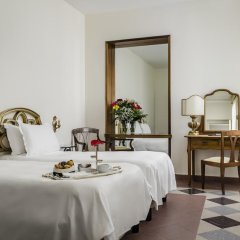 Отель Eurostars Centrale Palace 4* Стандартный номер с разными типами кроватей фото 2