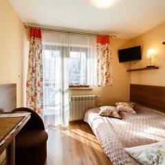 Отель Willa Wysoka Стандартный номер с двуспальной кроватью фото 2