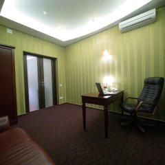 Гостиница Виктория 4* Апартаменты с различными типами кроватей фото 6