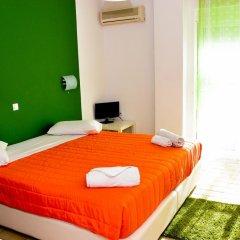Lefka Hotel, Apartments & Studios Апартаменты с различными типами кроватей фото 14