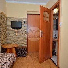 Отель Domek Centrum Nowotarska Польша, Закопане - отзывы, цены и фото номеров - забронировать отель Domek Centrum Nowotarska онлайн удобства в номере