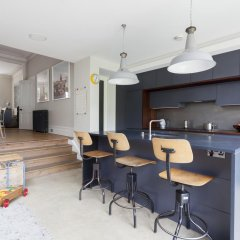 Отель onefinestay - Highbury private homes в номере