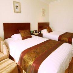 Howard Johnson Paragon Hotel Beijing 4* Стандартный номер с различными типами кроватей