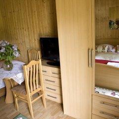 Отель Domek Góralski Na Kamieńcu Закопане сауна