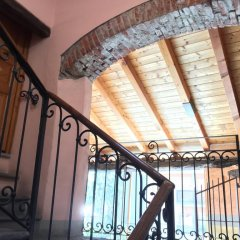 Отель Maison Colombot Италия, Аоста - отзывы, цены и фото номеров - забронировать отель Maison Colombot онлайн балкон
