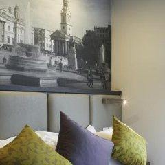 Отель Citadines Trafalgar Square London 3* Студия с различными типами кроватей фото 10