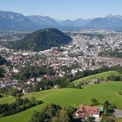 Отель Schöne Aussicht Австрия, Зальцбург - 1 отзыв об отеле, цены и фото номеров - забронировать отель Schöne Aussicht онлайн фото 5