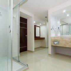 Отель Seadust Cancun Family Resort 5* Люкс с различными типами кроватей фото 3