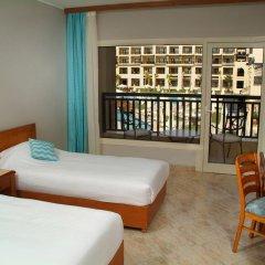 Отель Steigenberger Aqua Magic Red Sea 5* Улучшенный номер с различными типами кроватей фото 3