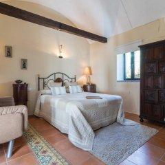 Отель Hacienda El Santiscal - Adults Only Номер Делюкс с различными типами кроватей