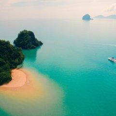 Отель Maikhao Dream Luxury Yacht пляж фото 2