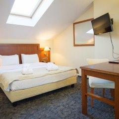Hestia Hotel Jugend 4* Стандартный номер разные типы кроватей фото 4
