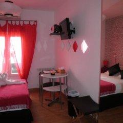 Отель Flat5Madrid 3* Номер с различными типами кроватей (общая ванная комната) фото 14