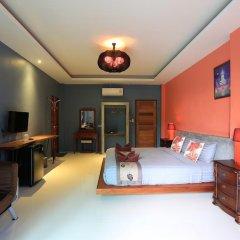 Отель In Touch Resort 3* Номер Делюкс с различными типами кроватей фото 10