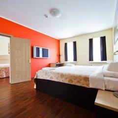Отель Aparthotel Autosole Riga 4* Студия с 2 отдельными кроватями фото 5