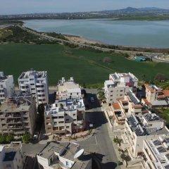 Отель Nondas Hill Apts Кипр, Ларнака - отзывы, цены и фото номеров - забронировать отель Nondas Hill Apts онлайн пляж