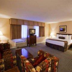Отель Tuscany Suites & Casino 3* Люкс с различными типами кроватей фото 5