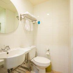 Отель Hanting Express Shanghai Hongqiao Zhongshan West Road ванная