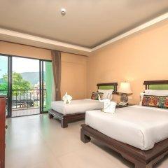 Отель Baan Laimai Beach Resort 4* Номер Делюкс разные типы кроватей фото 4
