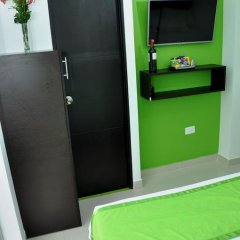 Hotel Colours 2* Стандартный номер с 2 отдельными кроватями фото 9